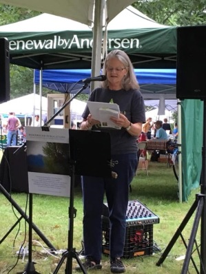 Homebound authors read at CT Fest